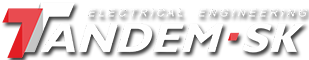 Tandem.SK - electrical installations in industrial and tertiary environments